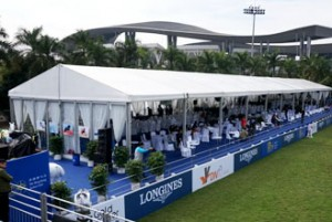 event tents for