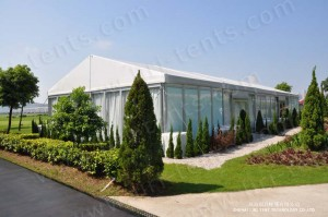 10x25m ten for golf club in Macau (5)