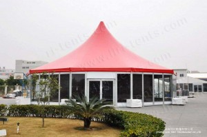 16m decagon event tent (15)