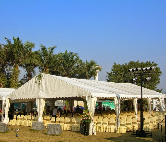 Transparent Event Tent For Wedding Party
