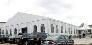 Our high quality big tent used for event center in Ikeja Lagos  Nigeria (20)