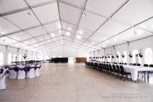 Our high quality big tent used for event center in Ikeja Lagos  Nigeria (3)