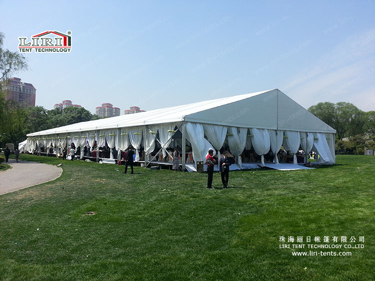 800 People 20X50m tents for wedding for sale