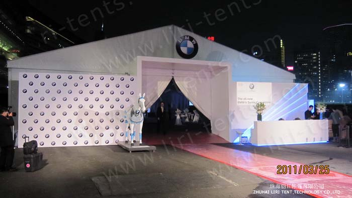 Event Tent For Car Show Display Tent