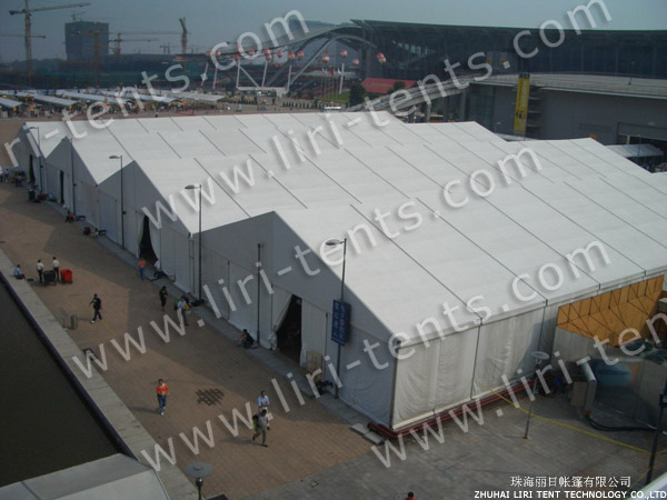 20m Aluminum Clear Span Tent For Event