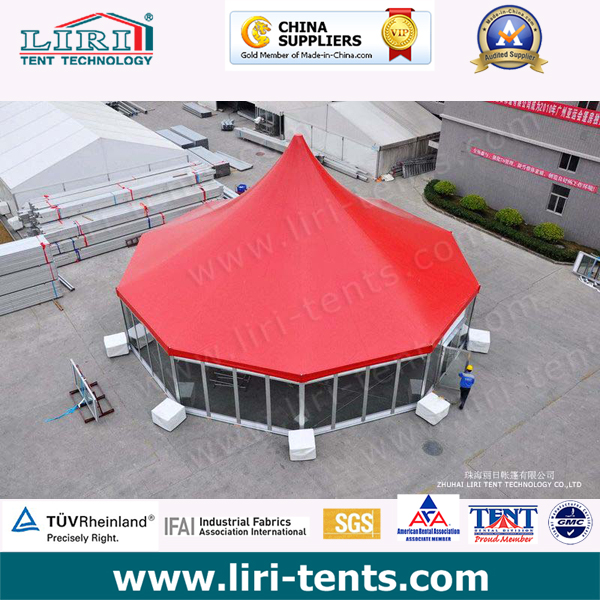 High Quality Decagonal Tent For Event