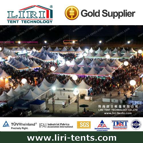 Hongkong Wine Festival Pagoda Tent For Sale