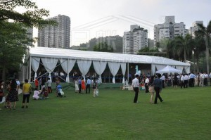 Event Wedding Tents: A Guarantee to Realise Your Dream Party Set Up