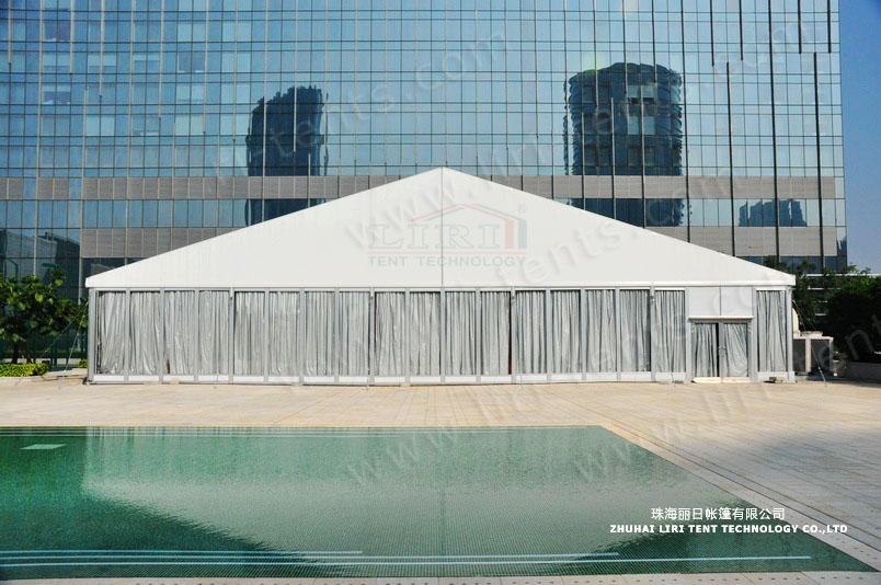 25x25m tent in Macau (6)