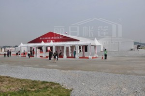 Key Factors for Exhibition Event Tent Rental