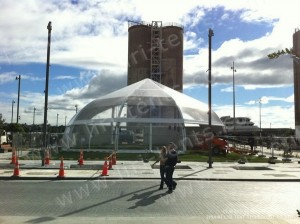 Amazing Designs and Varieties of Event Tents