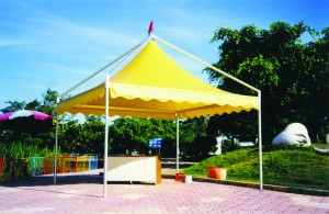 Getting an Event Tent of Appealing Looks and Color