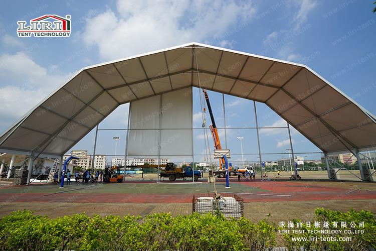 40m Polygon Tent (13)