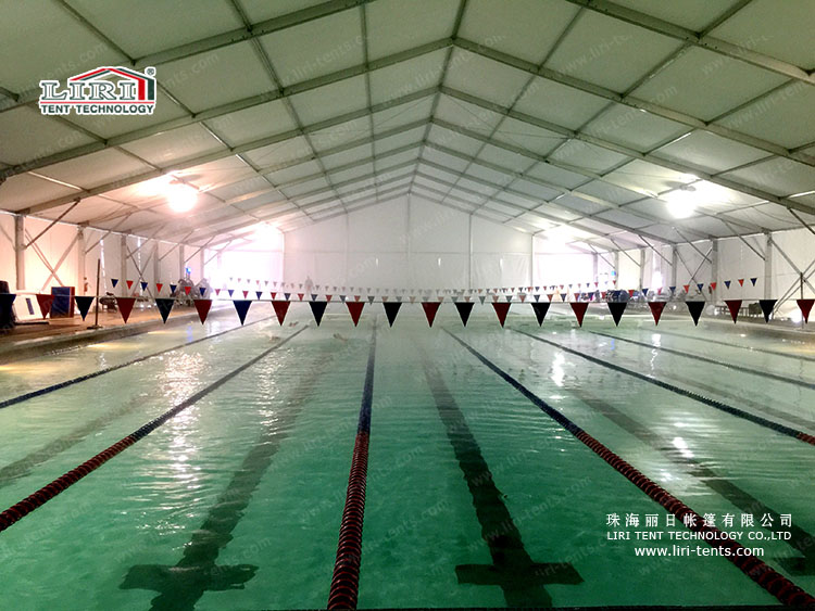 LIRI TENT for Swimming Pool 02