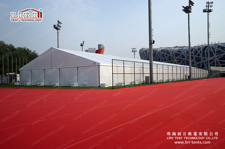 25m clear span tent for 2015 Longines Beijing Mater (5)