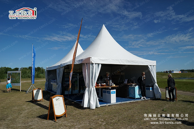 Use a Canopy Tent to Promote Your Business