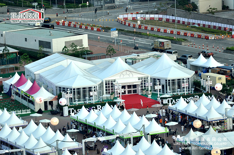 Luxury Outside Commercial Event Tent for Sale