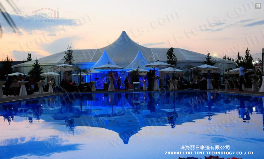 2015 folding party tent Decoration Events Tent for Outdoor Wedding tent