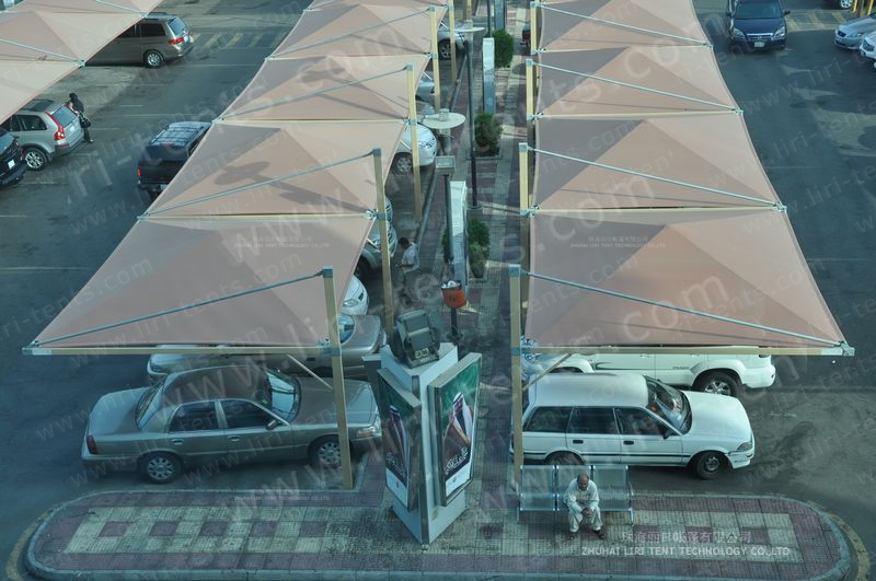 car parking tent-0101