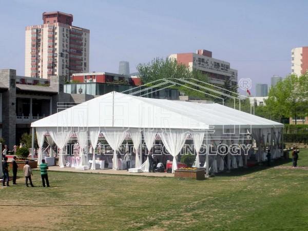 15m width outdoor wedding tent