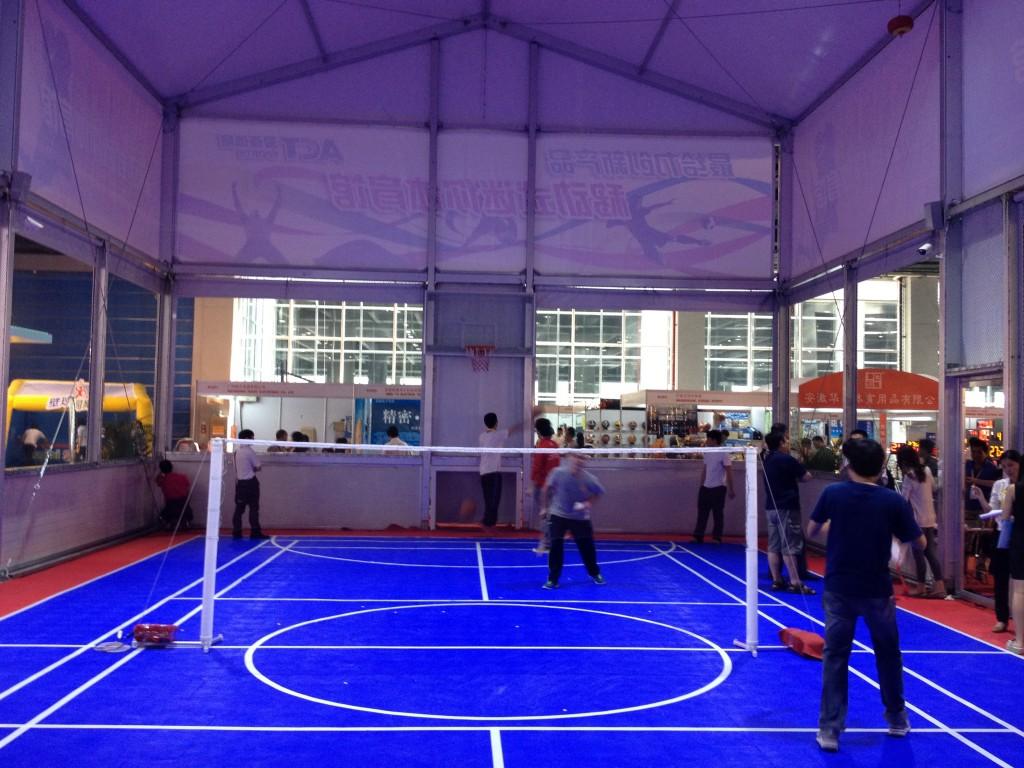 Mini stadium tent from Liri Tent (3)