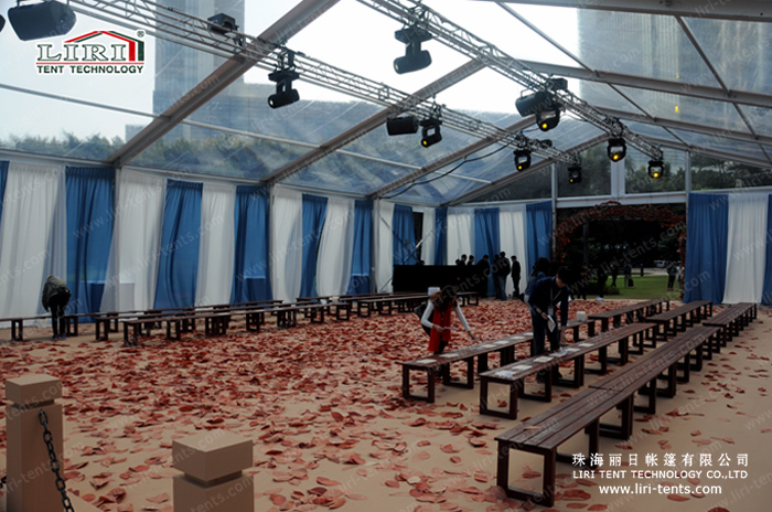 25x25m transparent tent for hotel (17)