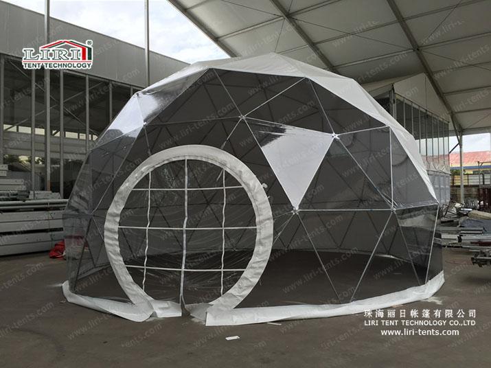 Half Sphere Tent 010