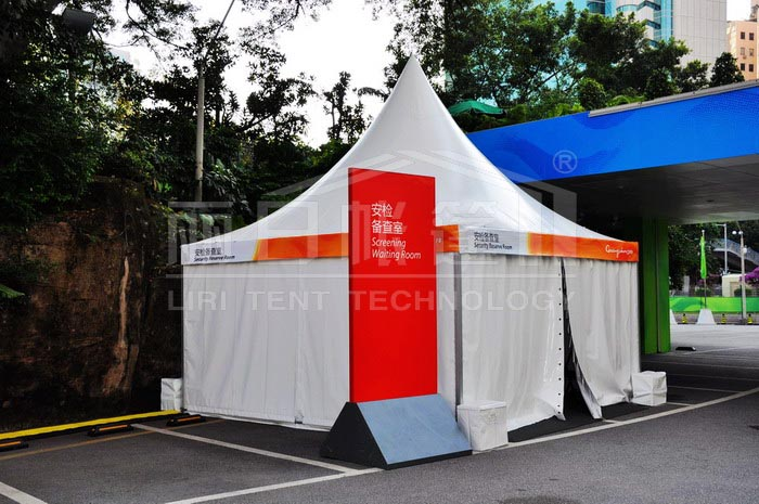 pagoda 5x5m for Asian Games