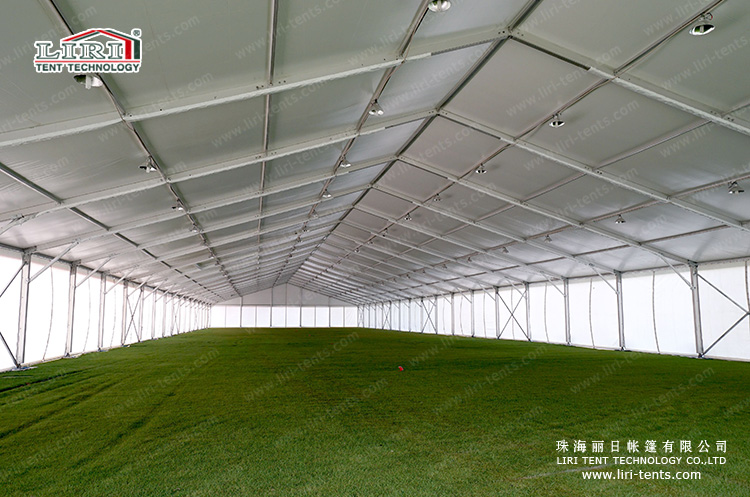 25m clear span tent for 2015 Longines Beijing Mater (3)