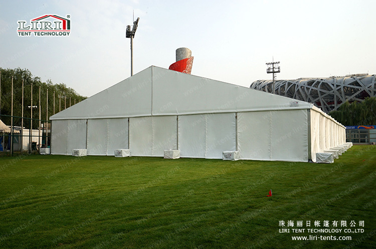 25m clear span tent for 2015 Longines Beijing Mater (7)