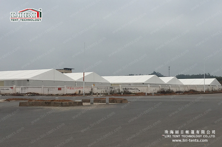 Durable Warehouse Tent