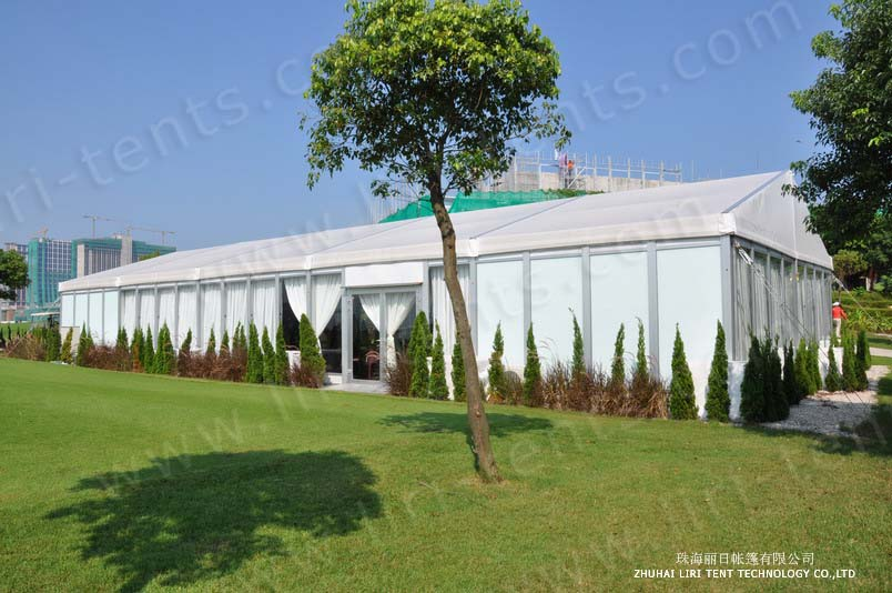 10x25m Golf aluminum event tent
