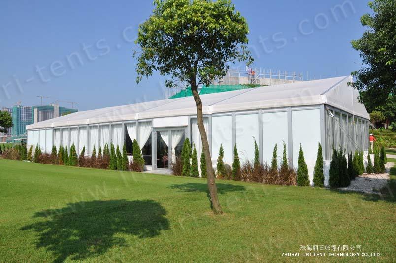 10x25m Golf aluminum event tent