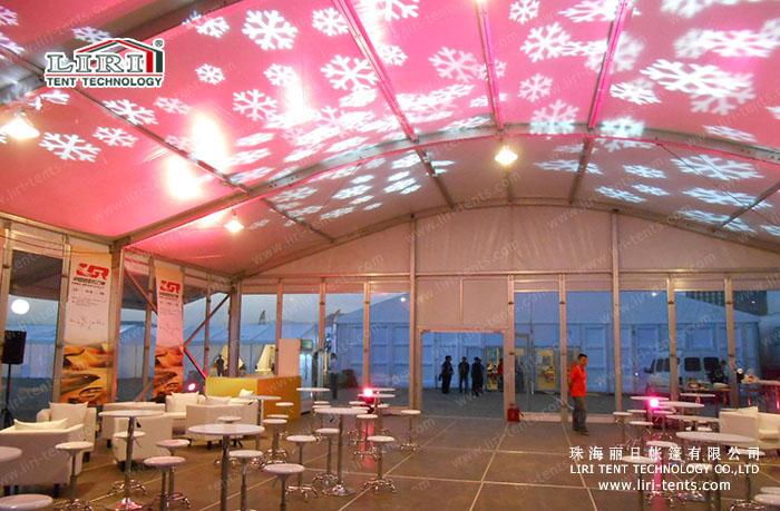 tent for restaurant