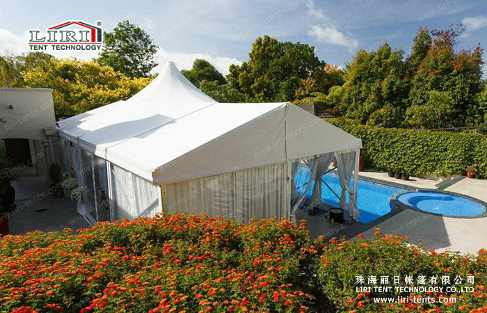 Beautiful 6x12m high peak tent for sale