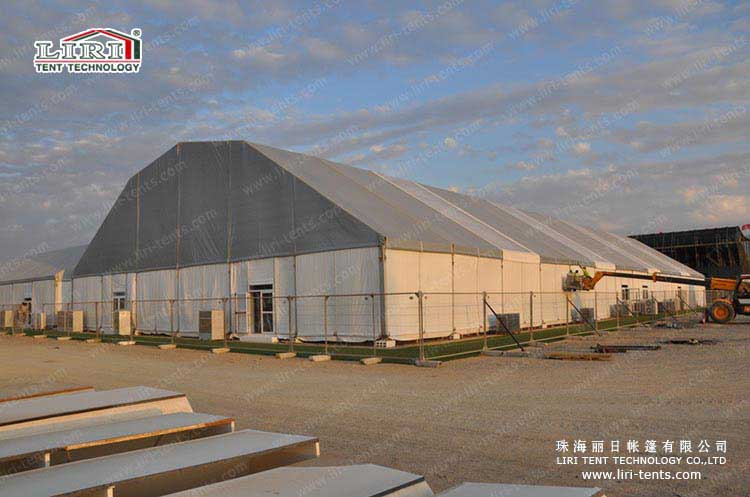 30m Clear Span Polygon Tent for Sports