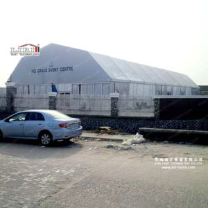20m width polygon tent in Lagos (3)