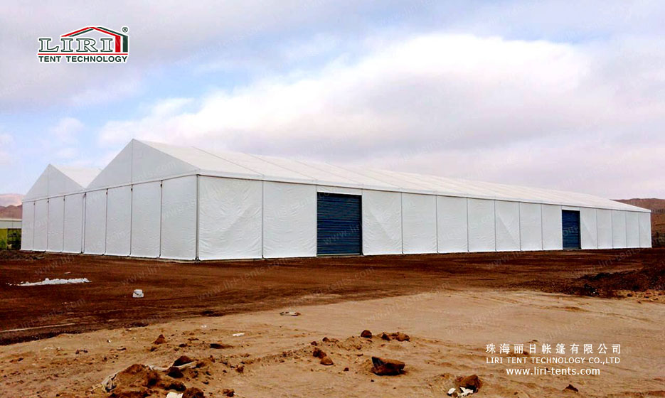 20x80m Large Aluminum PVC Tent for Warehouse