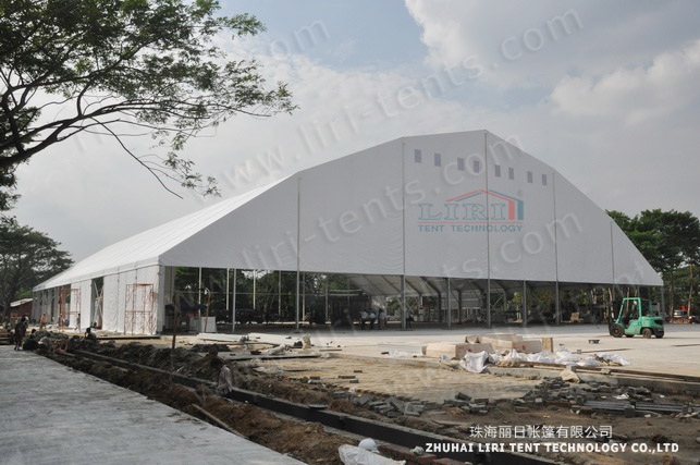 aluminum structure tents
