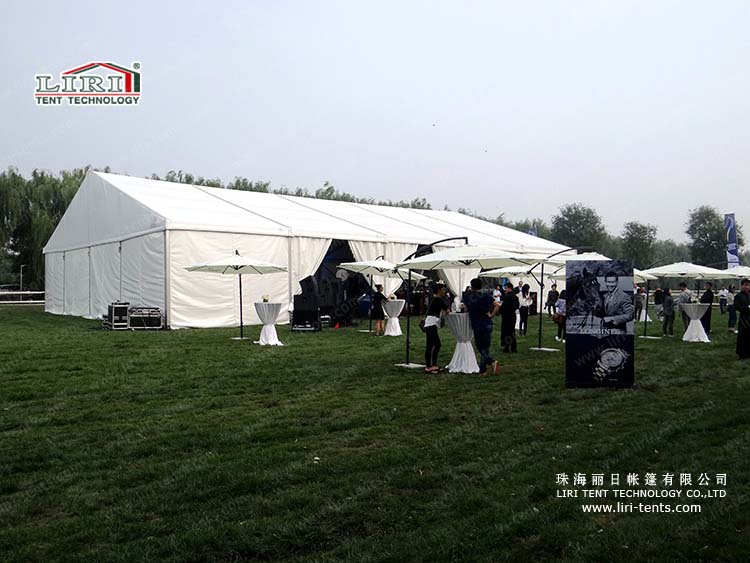 800 People Waterproof Outdoor Event Tent 20m by 25m