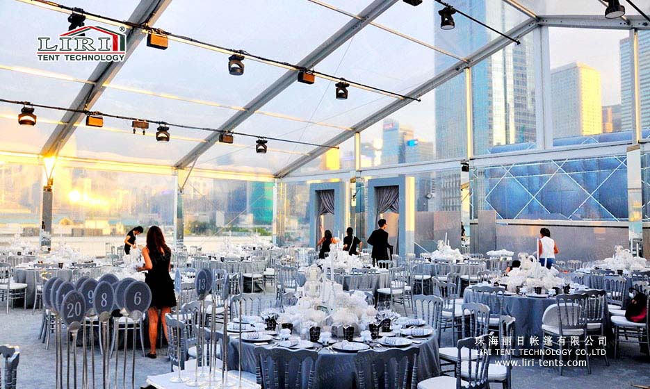 Outdoor Aluminum Wedding Event Tent