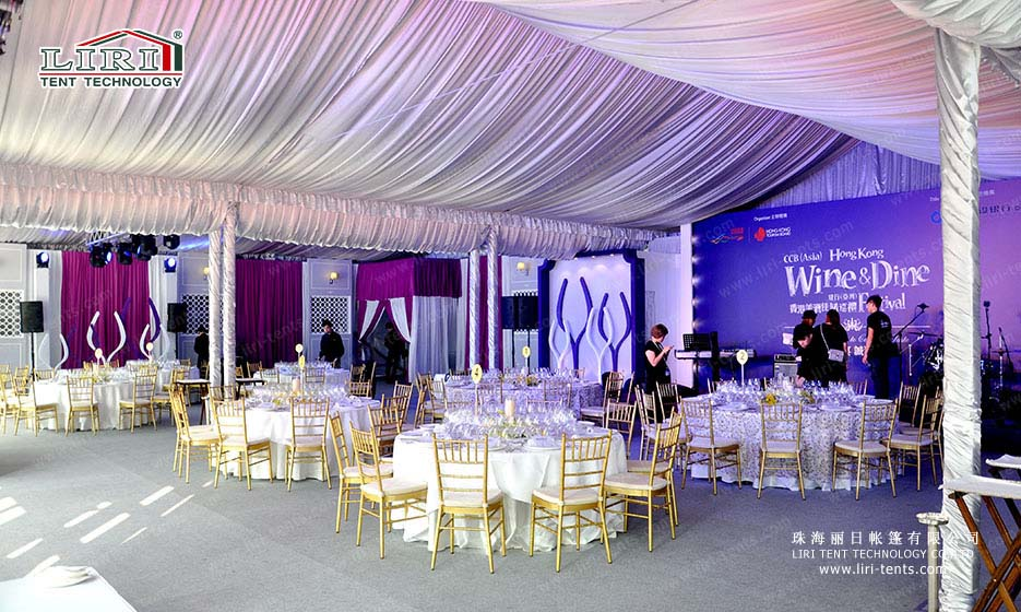 400 People Large Event Tents