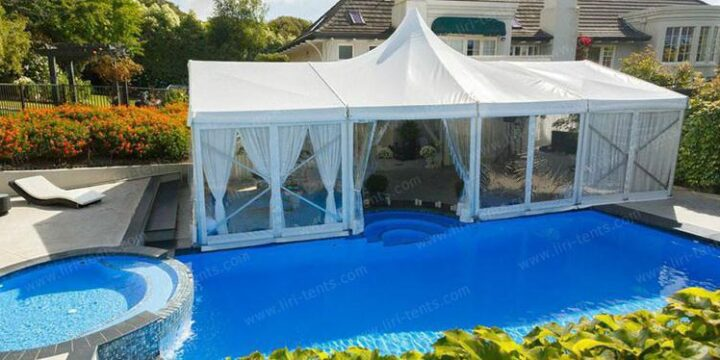 Family Party Tent Rental